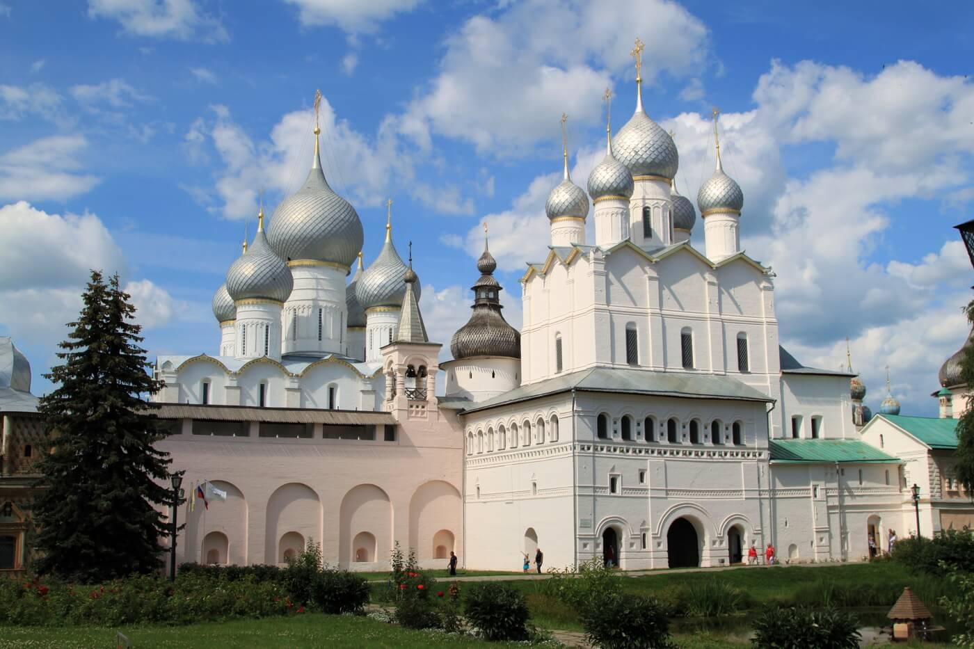 Заказать бетон в Ростове Великом